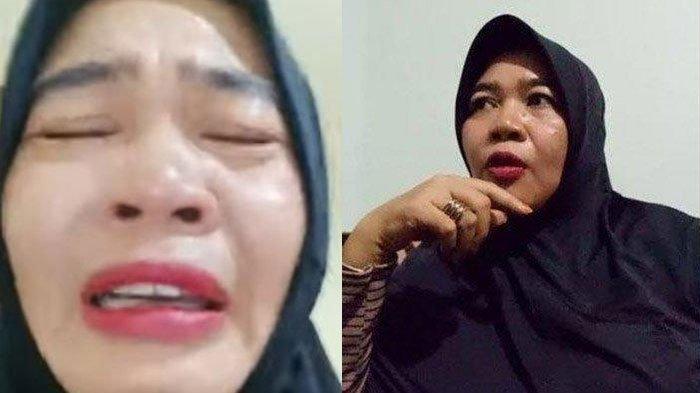 Ningsih Tinampi Menangis Sesenggukan Sambil Minta Maaf: Coba Jelaskan Sesatnya dari Mana