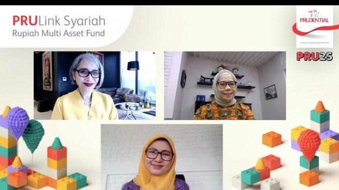Luncurkan PRULink Syariah Rupiah Multi Asset, Prudential Ajak Nasabah Beri Akses Investasi Stabil