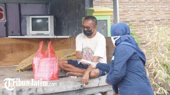 Pasien Covid-19 Isoman di Pos Kamling Tak Dievakuasi, Partai NasDem Kabupaten Pasuruan Prihatin