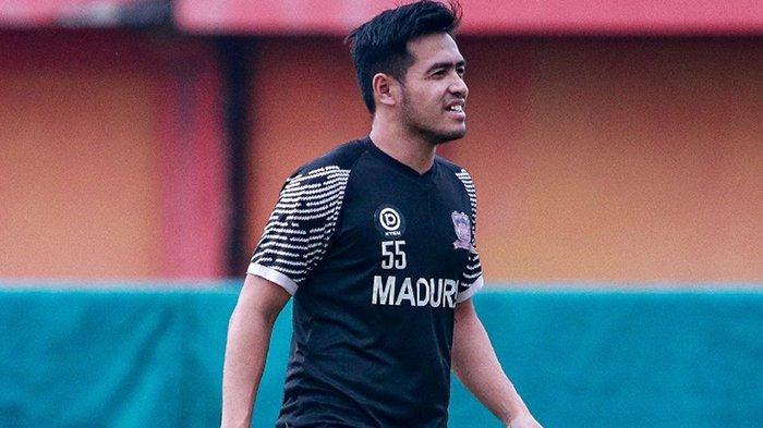 Bek Madura United Terapkan Protokol Ketat Saat Jalani Latihan Mandiri