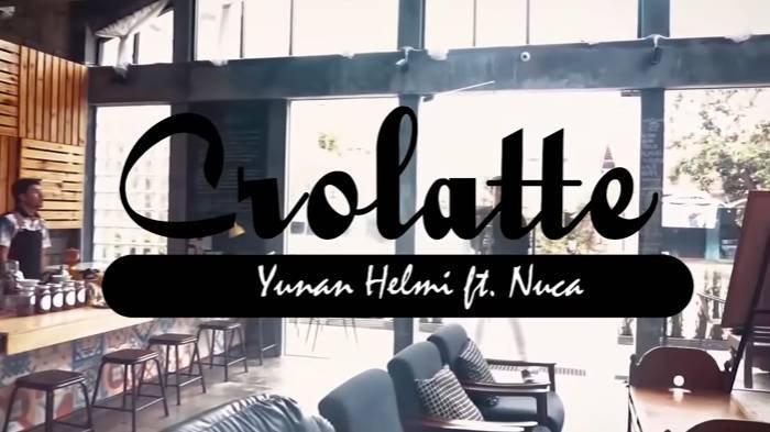 Lirik Lagu 'Crolatte' Nuca Indonesian Idol feat Yunan Helmi, Viral TikTok: Segala Tentangmu Istimewa