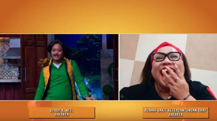 Nunung Muncul Lagi di Ini Talk Show NET TV, Andre Bilang 'I Miss You Mami', Sule Beri Pesan Ini