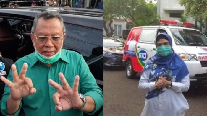 Nur Azizah Putri Wapres Maruf Amin Kalah di Pilkada Tangsel 2020, Benyamin Menang: Pesta Telah Usai