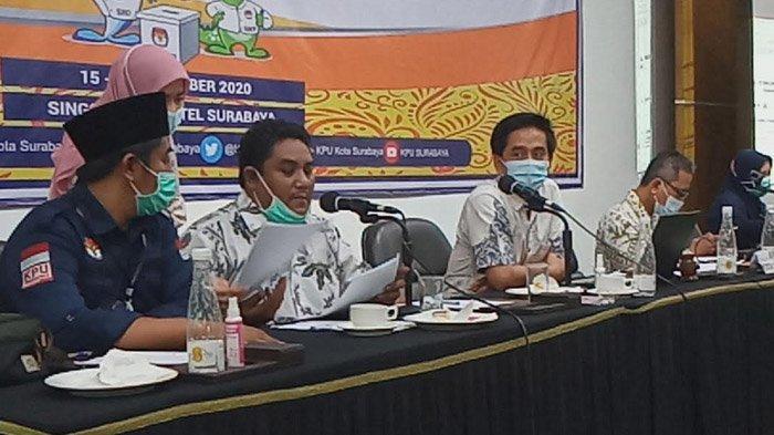 Persentase Partisipasi Pemilih Pilkada Surabaya 2020 Sama dengan Pilkada Surabaya 2015: Tak Berubah