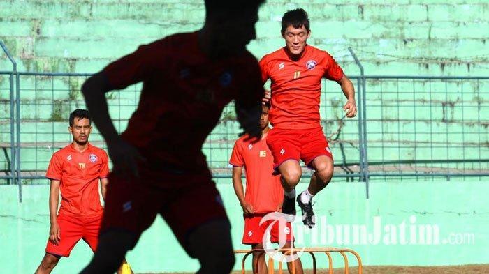 Aremania Harus Sabar Melepas Rindu, Arema FC Bakal Gelar Latihan Tertutup Cegah Penularan Covid-19