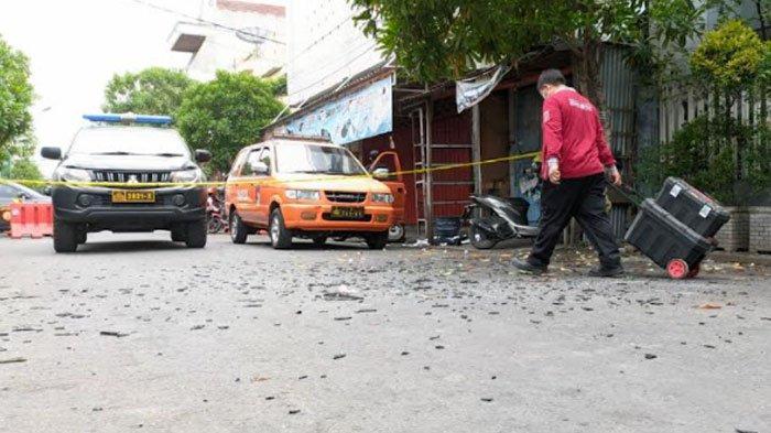 Diduga Jadi Pemicu Ledakan yang Hancurkan Rumah di Kota Mojokerto, Polisi Amankan Tabung Elpiji