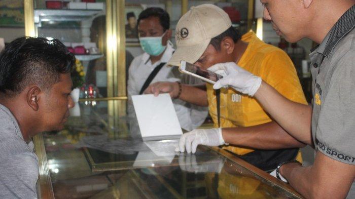 Buru Dua Perampok Toko Emas di Trenggalek, Polisi Telah Kantongi Ciri-cirinya