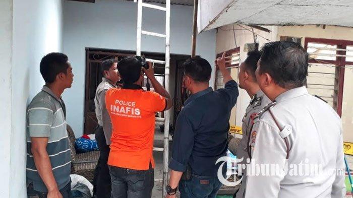 Petaka Perbaiki Atap Rumah di Desa Kayangan Jombang, 7 Pekerja Tersengat Listrik, 1 Tewas