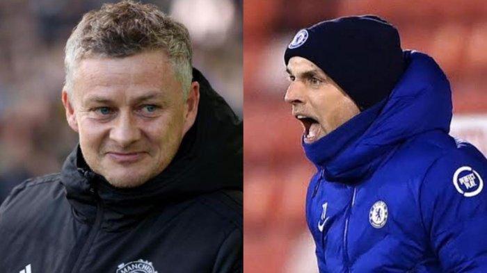 Chelsea vs Man United, Thomas Tuchel Usung Misi Balas Dendam Pernah Dibuat Frustasi Solskjaer