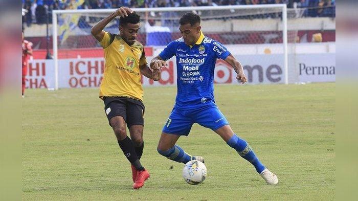 Kontrak Gelandang Asing Omid Nazari Resmi Diperpanjang Manajemen Persib Bandung