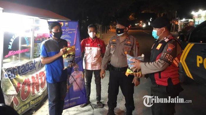 Dua Pekan Terakhir PPKM Darurat, Petugas Gabungan di Lamongan Jaring 5.051 Pelanggar