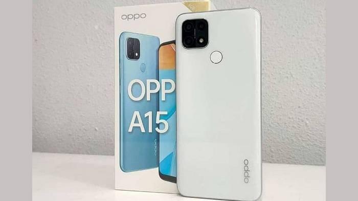 Spesifikasi dan Fitur Oppo A15, Hadir untuk Menunjang Kegiatan Daring, Harganya Dibanderol Rp 2 Juta