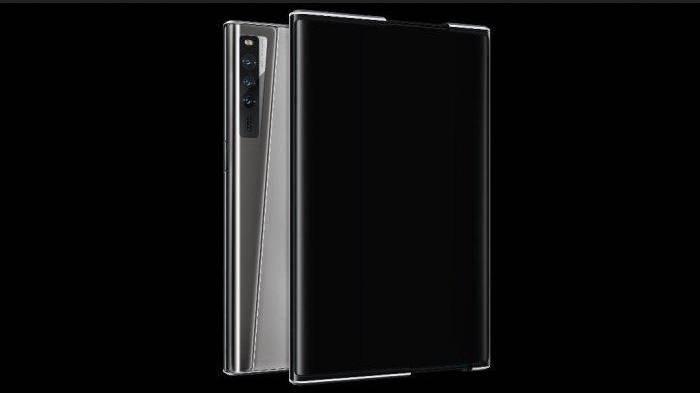 Konsep Layar Gulung Oppo X 2021, Pengguna Bisa Dapat Format Smartphone & Tablet di dalam 1 Perangkat
