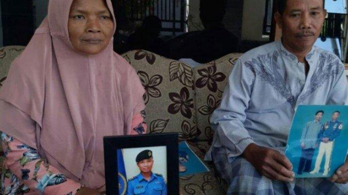 Hati Orangtua Mayor Eko Kru KRI Nanggala 402 Yakin Putra Pertamanya Kembali: Selamat, Sehat