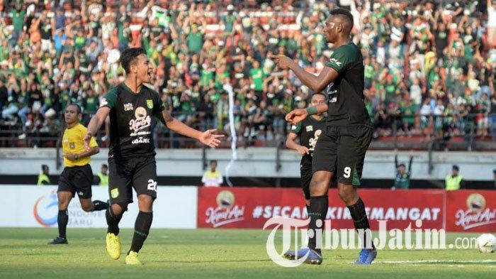 Hasil Persebaya Vs Persija Jakarta, Bermain Ketat, Bajul Ijo Ditahan Imbang Macan Kemayoran 1-1