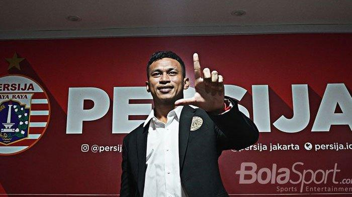 Perkuat Persija Jakarta untuk Musim 2020, Osvaldo Haay Bertekad Buktikan Kemampuan