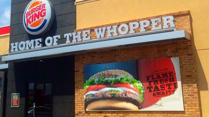 Promo Burger King, Bayar Rp20 Ribu Sudah Dapat 2 Menu Spesial, Tak Berlaku di Bandara Soetta T3!