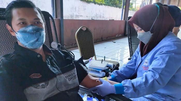 Baru Tercapai 60 Kantong Plasma Konvalesen, JCI East Java Tambah Hadiah untuk Capai Target