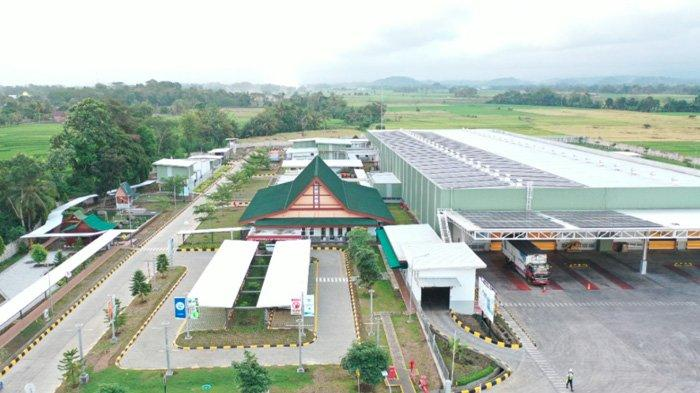 Aqua Banyuwangi, Pabrik Ramah Lingkungan dengan Predikat Emas Pertama di Indonesia