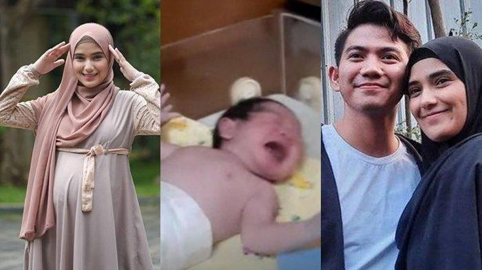 Nadya Mustika Buang Muka di Samping Rizki DA, Suami Menunduk Pangku Anak, Malu Tuduhan Tak Terbukti?