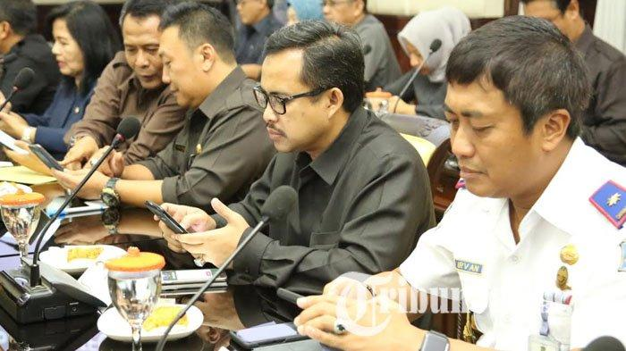 Semua Jajaran Pemkot Surabaya Tandatangani Pakta Integritas Secara Elektronik dengan Wali Kota Risma