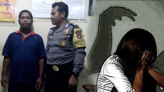 Kelakuan Bejat Tukang Rombeng Gresik Tiduri Keponakan Berulang Kali, Main Ancaman, Si Gadis Trauma