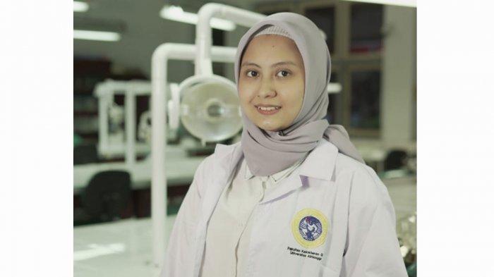 Lolos Tahap 2 Pilmapres 2021, Pamela Mahasiswa Berprestasi Unair Sorot Pendidikan SD di Masa Pandemi