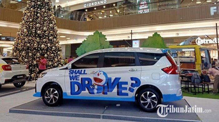 UMC Suzuki Incar 300 Transaksi Selama 5 Hari Pameran Christmas Autoland 2019 Pakuwon Mall Surabaya