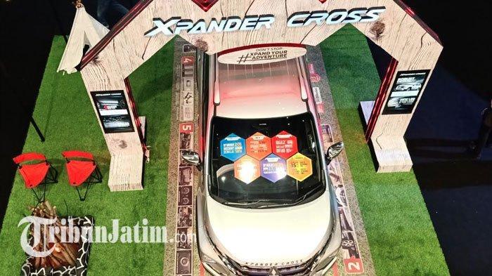 Intip Penawaran Menarik Xpander dan Xpander Cross di Mitsubishi Motors Auto Show, Banyak Gratisnya!