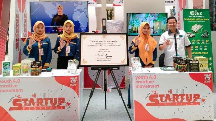 Start Up Festival 2019, Unusa Usung 5 Inovasi Karya Mahasiswa Berbasis 'One Pesantren One Product'