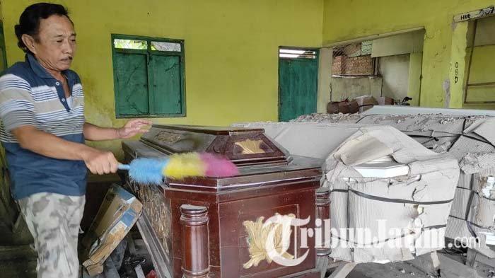 Penjual Peti Mati di Ponorogo Sering Kehabisan Stok Selama Pandemi Covid-19, Sepekan Laku 18 Buah