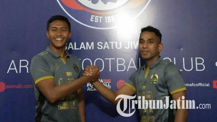 Ganjar Mukti Tak Pernah Dimainkan Arema FC, Kesempatan Berlaga Pandi Minim, Tanda akan Dipinjamkan?
