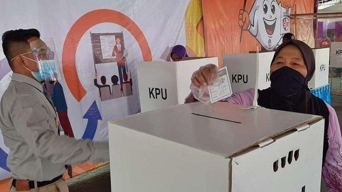REAL COUNT KPU PILKADA GRESIK di pilkada2020.kpu.go.id, Sementara Gus Yani Ungguli Qosim, Cek Data