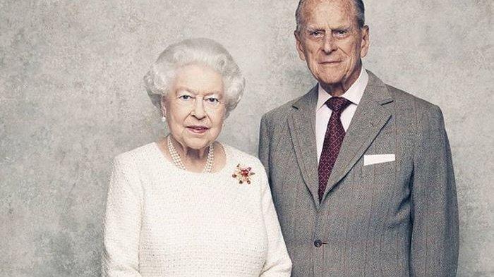 Pangeran Philip saat setia menemani istrinya yang menjabat sebagai Ratu Inggris