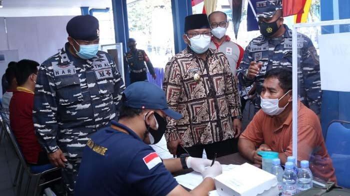 Banyuwangi Kian Masifkan Vaksinasi Covid-19, Wakil Bupati Sugirah: Siap Kerja Gotong Royong