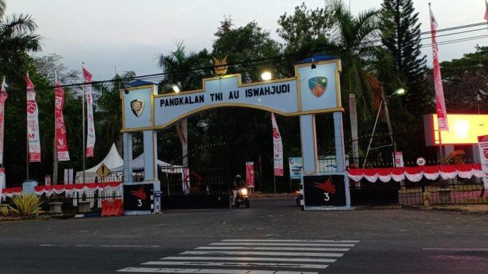 Pesawat Tempur TNI AU Dikabarkan Tergelincir di Pangkalan Lanud Iswahjudi Magetan
