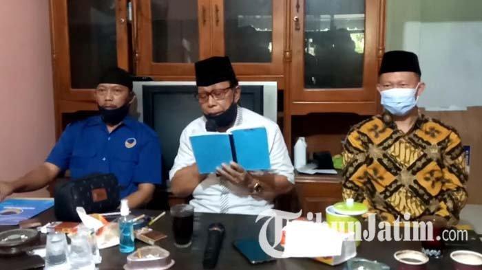 DPD Nasdem Tulungagung Resmi Umumkan Penunjukan Panhis Sebagai Calon Wakil Bupati Antar Waktu