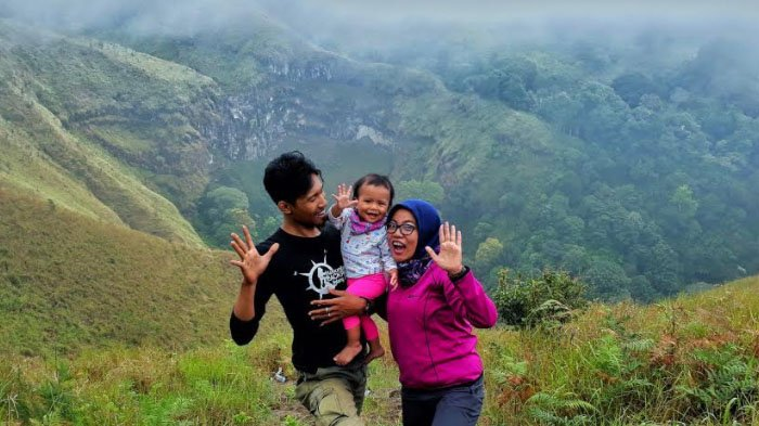 Panorama Kawasan Budug Asu Gunung Arjuno