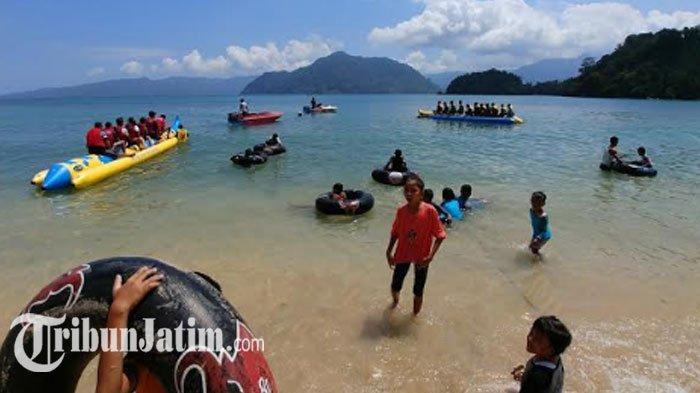 Libur Lebaran 2021, Tempat Wisata di Trenggalek Hanya Terima Wisatawan dari Satu Wilayah Aglomerasi