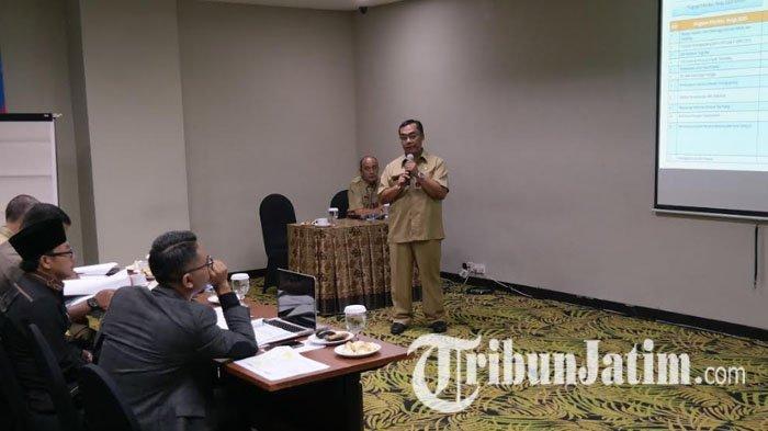 Wali Kota Sutiaji Pantau Rencana Kerja OPD Malang, Minta Efisiensi Anggaran Pada Tiap OPD