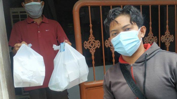 Peduli Pasien Isoman, GMBU dan Lions Club Salurkan Salurkan Ratusan Paket Makanan