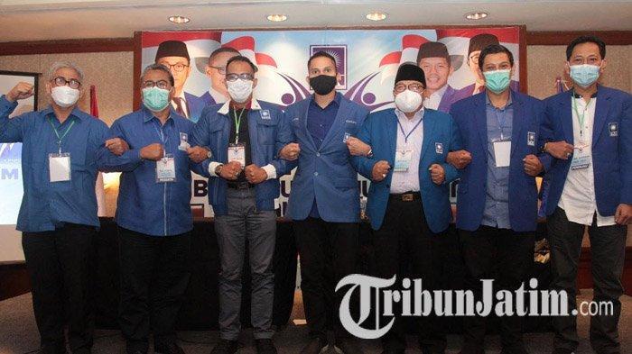 Pembahasan Calon Ketua DPW PAN Jatim Berjalan Alot, Dua Kandidat Bersaing Ketat