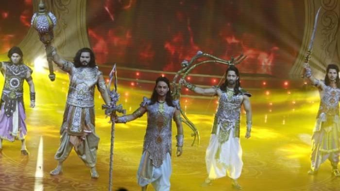 Serial Mahabharata Tayang Kembali, Dibintangi Shaheer Sheikh dan Vin Rana, Malam Ini Pukul 19.00 WIB