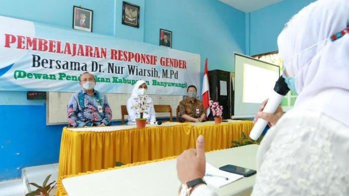 Kumpulkan Kepala Sekolah, Bupati Banyuwangi Pacu Pembelajaran Responsif Gender
