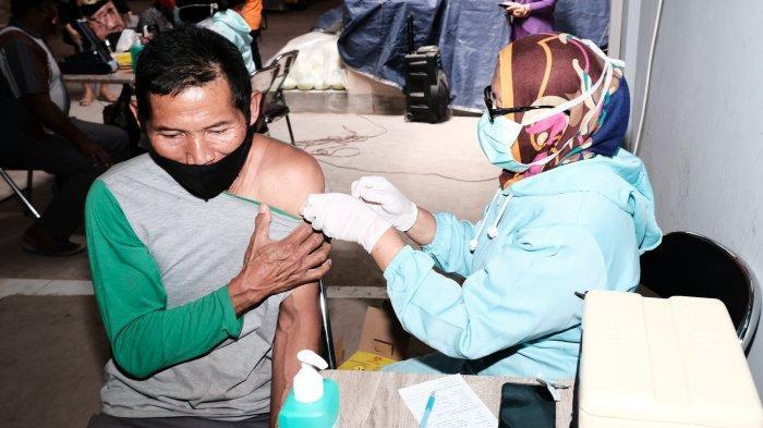 400 Orang per Hari Ditarget Dapat Vaksin di Kota Batu