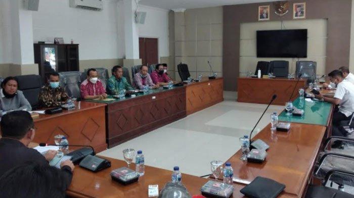 Himpunan Pedagang Sidoarjo Wadul ke DPRD, Keluhkan Kelayakan Fasilitas dan Penataan Pasar