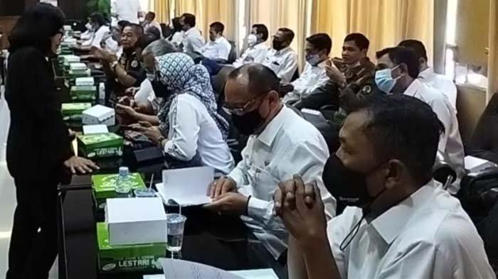 Permudah Pengaduan Masyarakat, Inspektorat Daerah Kabupaten Nganjuk Manfaatkan Aplikasi Berbasis IT