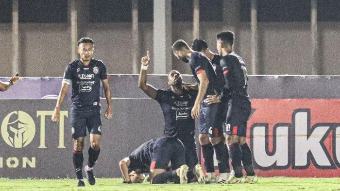 Eduardo Almeida Ungkap Kunci Sukses Arema FC Libas Persela Lamongan Tiga Gol Tanpa Balas
