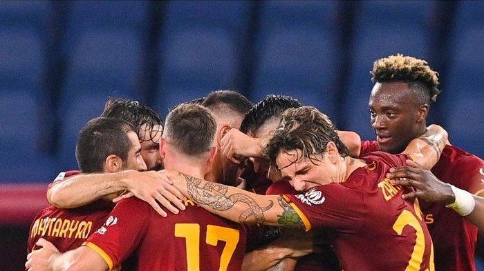 Rekap Hasil dan Update Klasemen Liga Italia 2021: Jose Mourinho Lari Ngacir, AS Roma ke Puncak