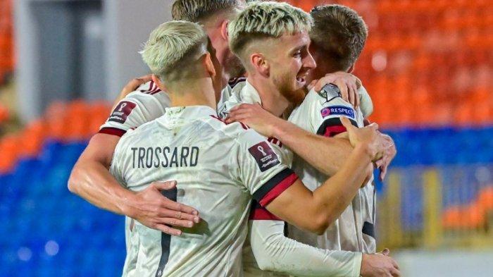 Rekap Hasil Kualifikasi Piala Dunia 2022 - Belgia Kokoh di Puncak, Jerman Pesta Gol